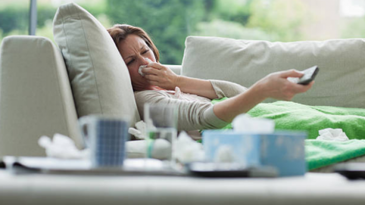 Sniffling with a cold? This remedy will make you feel better FAST