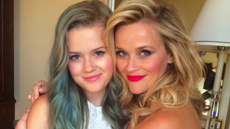 Reese Witherspoon Had The Best 18th Birthday Present For Her Daughter Her Ie