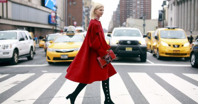 The best street style looks from New York Fashion Week