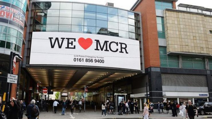 Manchester Arena victims remembered as venue re-opens