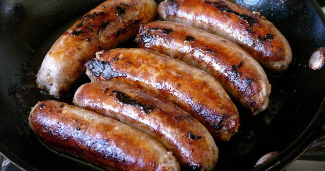 Lidl Are Selling Chocolate Chip Sausages For Your Morning