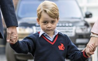Prince George's favourite movie is actually very apt