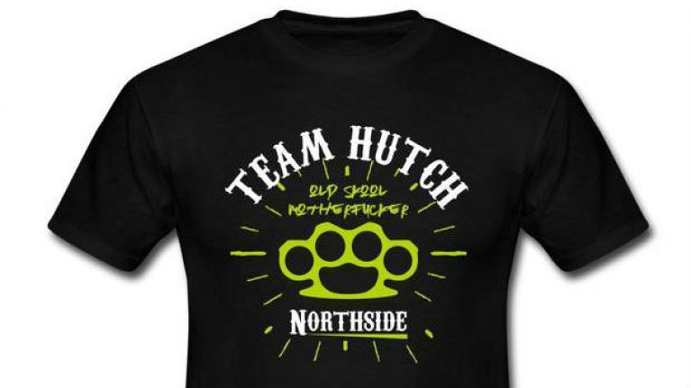 People are p*ssed at these 'Team Hutch' and 'Team Kinahan' shirts