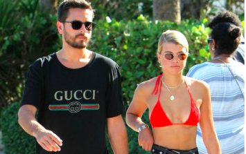 Scott Disick and girlfriend Sofia Richie step out in Miami after relationship confirmation