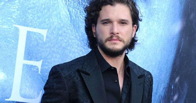Kit Harington is reportedly engaged to girlfriend Rose Leslie