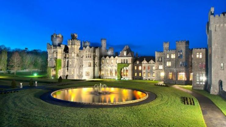 The best hotels in Ireland have been revealed