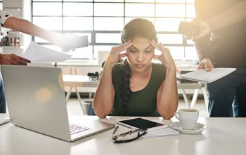 If you use these words a lot, you could be really, really stressed