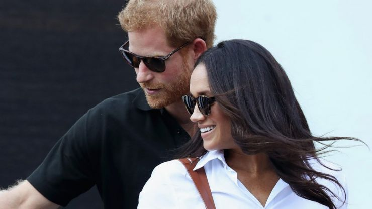 People are criticising Meghan Markle's outfit for a ridiculous reason