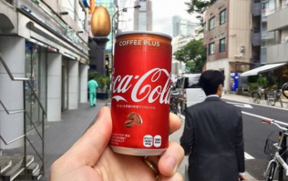 Brace yourselves... COFFEE Coca-Cola is on its way
