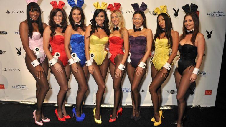Playboy Girl On Girl