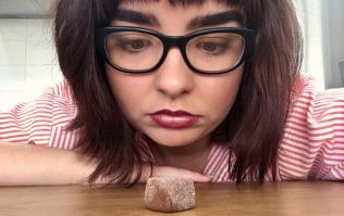 I ate chewable coffee cubes for a week and I was absolutely wired
