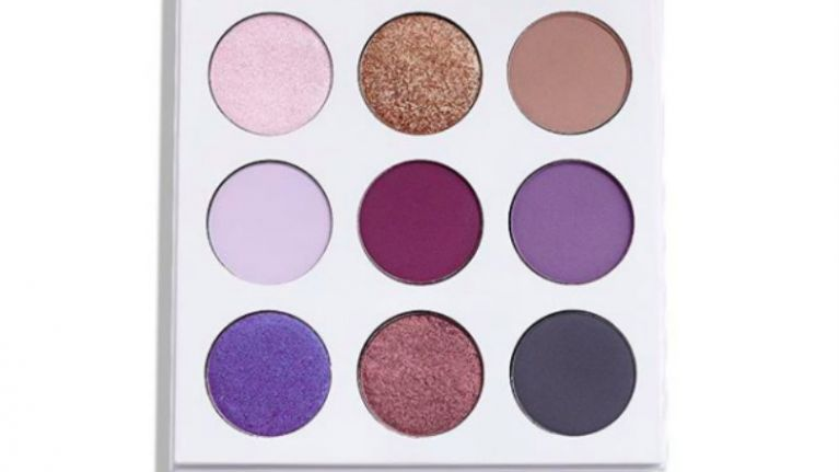 These are the 9 fab shades included in Kylie's just-released Purple Palette
