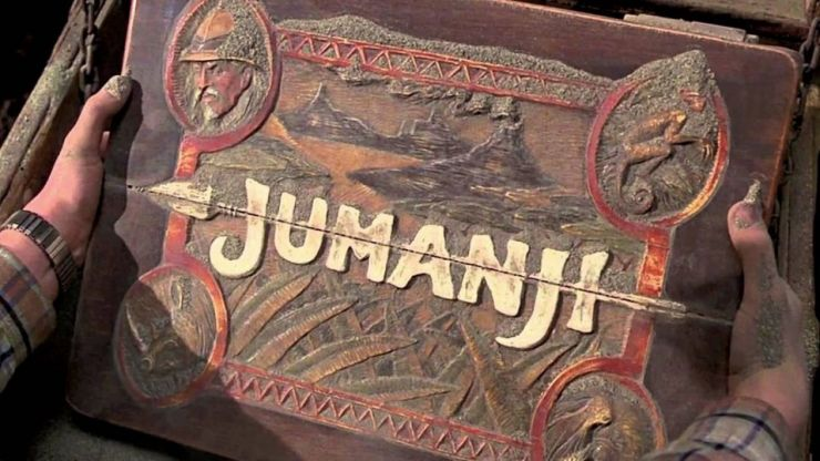 A new trailer for the Jumanji reboot is here and we are excited
