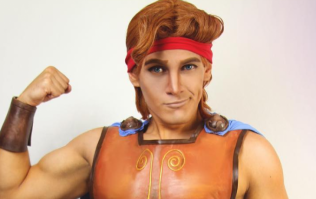This man dressed up as Disney princes and absolutely nailed every look