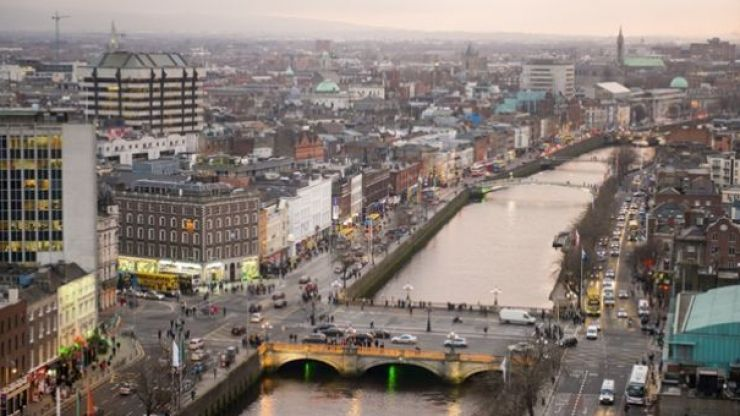 Dublin neighbourhood named one of the coolest in the world