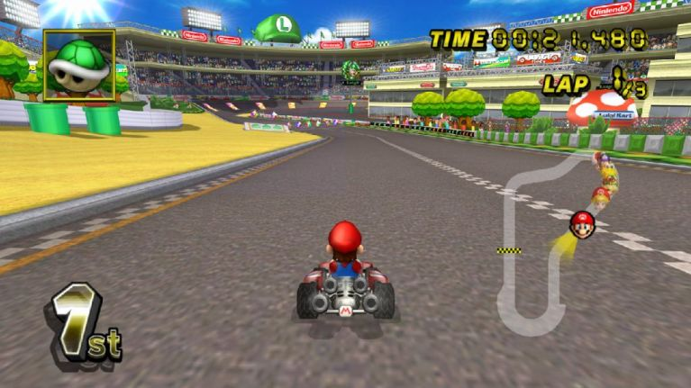 You can now turn your Google Maps into a version of Mario Kart