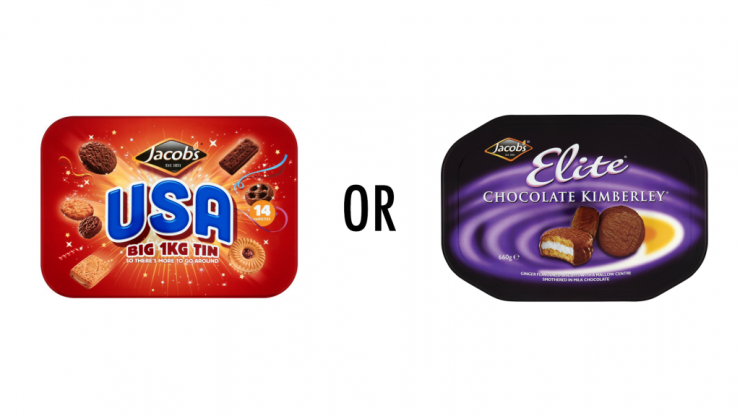 The hardest Irish food game of 'Would You Rather'