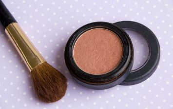 There is a bizarre yet simple trick to find the perfect shade of blusher for your face
