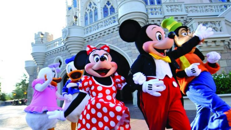 There's a Disney festival happening this summer and we NEED to go