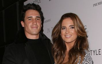 Binky Felstead and JP Patterson announce split 15 months after birth of daughter India