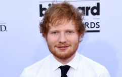 The bizarre thing Ed Sheeran makes his staff carry at all times