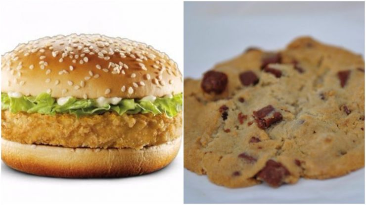 Can you guess which of these foods has the most calories?