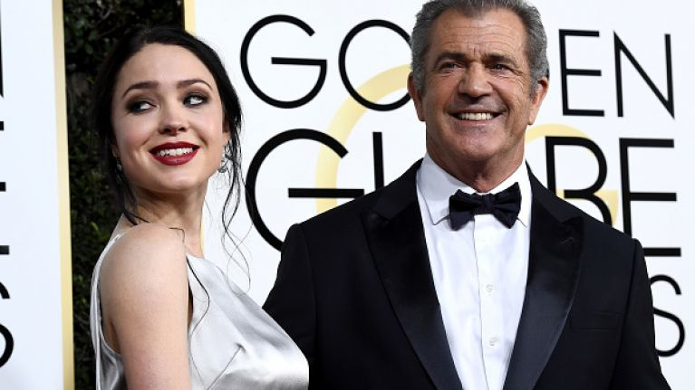 Mel Gibson has become a dad for the ninth time