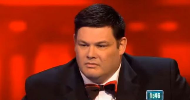 The Beast from The Chase shares why he turned down I'm a Celebrity