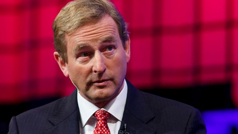 Enda Kenny releases statement on Fine Gael's position on coalition with Sinn Féin