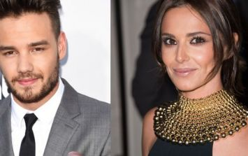 Liam Payne reportedly got a tattoo of Cheryl's eye and fans are swooning