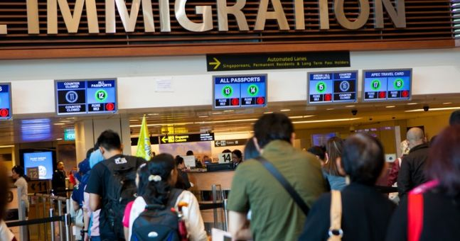 Australia's new method of airport security could save a lot of time