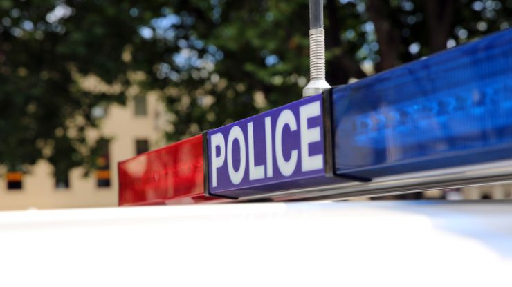 A woman in Melbourne has been killed after her car rolled over her with her two kids inside