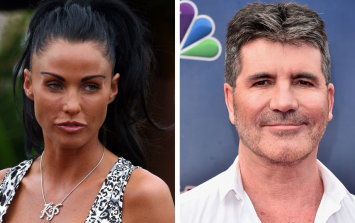 The news of Katie Price going to bed with Simon Cowell has grossed people out