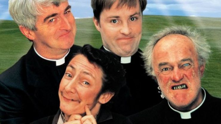 Father Ted is officially being turned into a musical and it gets even better