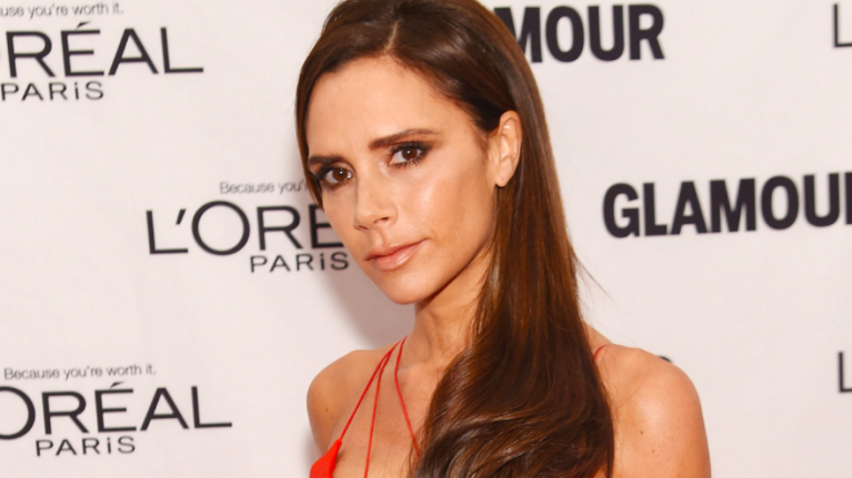 Victoria Beckham SWEARS by this 90-second morning beauty hack