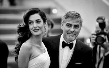 Amal and George Clooney are expecting twins