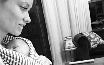 Olivia Wilde's Instagram celebrates the mess of motherhood (and we love her for it)