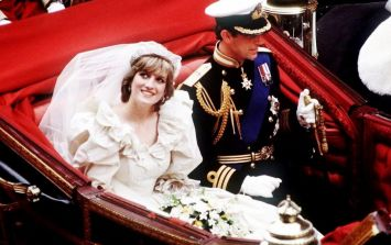 Princess Diana's wedding dress designer has some important advice for 2017 brides