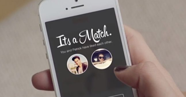 We're not quite sure what to make of the latest Tinder update