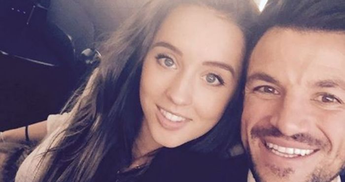 Yikes Peter Andre S Wife Emily Macdonagh Just Threw Major Shade At Katie Price Her Ie