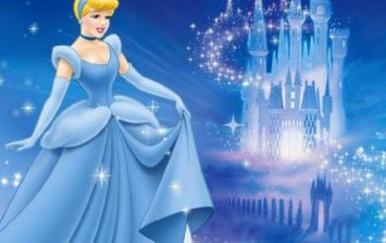This designer created a Disney Princess inspired gown collection