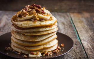 These 3 ingredient healthy pancakes are the ultimate easy breakfast treat