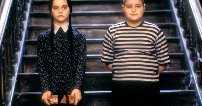 Remember Pugsley Addams? His real-life little sister is a ...