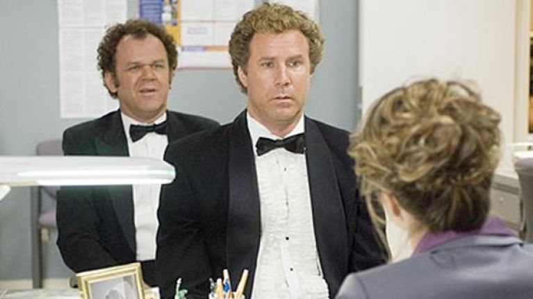 It looks like we're getting a Step Brothers SEQUEL, and we're a little excited