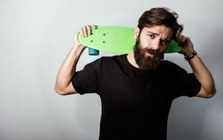 Men with beards make better long-term partners, a study has found