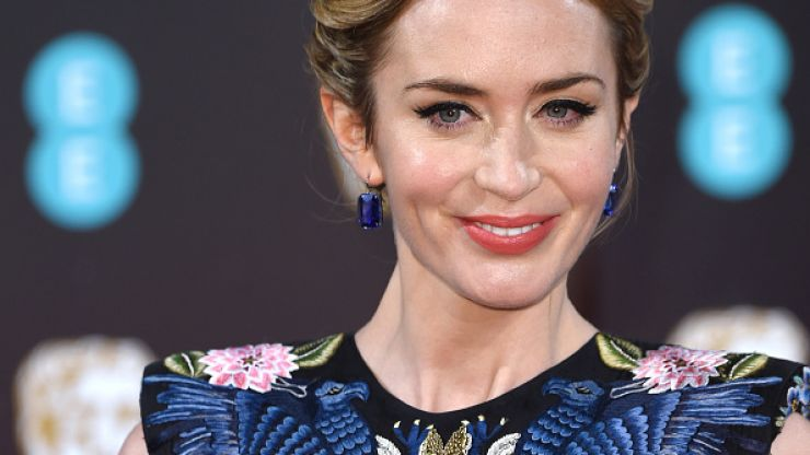 Emily Blunt is on the cover of Vogue as Mary Poppins and it is practically perfect in every way