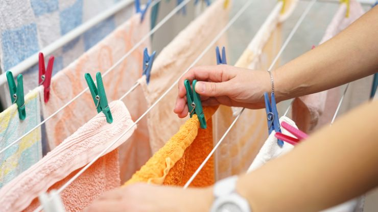 Here's how to un-shrink clothes using baby shampoo