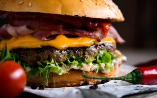 An Irish restaurant in New Zealand has created an 'Irish burger' for Paddy's Day and it's a monster