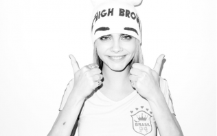 Cara Delevingne debuts new hair and we ALL want it