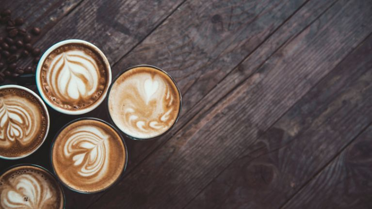 Wine infused coffee is here and Wednesday is SO much better